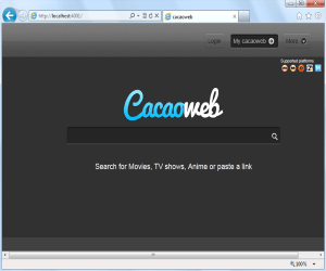 CacaoWeb