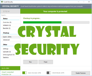 Crystal Security
