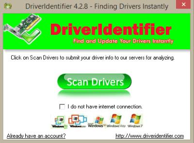 Driver Identifier