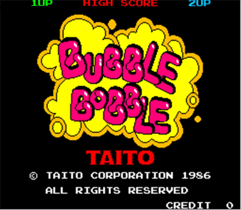 gioco bubble bobble gratis