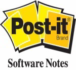 Post-it Software Notes Lite