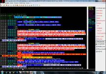 PowerScript, pannello principale.